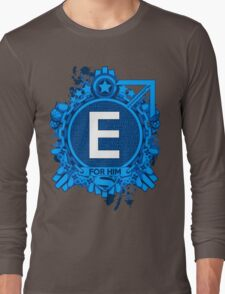 FOR HIM - E Long Sleeve T-Shirt