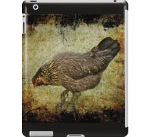 M'Lady The Queen Of The Roost iPad Case/Skin
