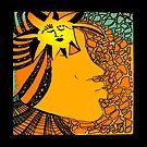 The Sun Eater by Sarah Curtiss