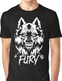 fury Graphic T-Shirt