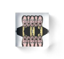 """""""The Office"""" Dwight K. Schrute, (Acting) Manager  Acrylic Block"""