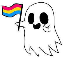Pansexual Pride Ghost by RessQ