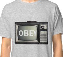 Obey statement T-Shirt Classic T-Shirt