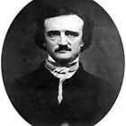 Edgar Allan Poe by Marisol Pacheco