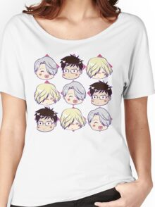 Yuri on ice - MIX Women's Relaxed Fit T-Shirt