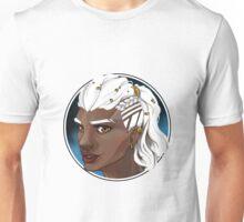 Aasimar Fighter (Normal) Unisex T-Shirt