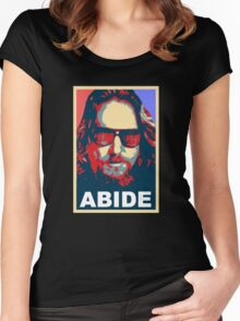 abide Women's Fitted Scoop T-Shirt
