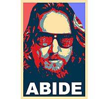 abide Photographic Print