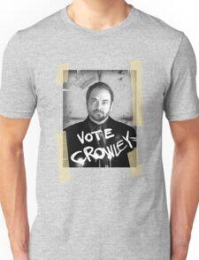 VOTE CROWLEY Unisex T-Shirt