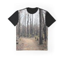 Burned Jarrahdale Graphic T-Shirt