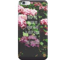 BRAND NEW - THE QUIET THINGS BAND CASE / PILLOW iPhone Case/Skin