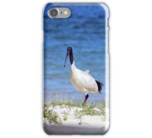 The bird's not on the wing....... iPhone Case/Skin