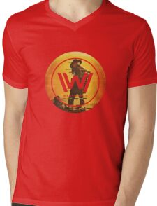 westword Mens V-Neck T-Shirt