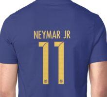 NEYMAR JR. 11 - BARCA - BARCELONA - BRAZIL Unisex T-Shirt