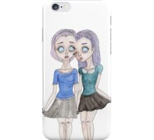 Conjoined Twins iPhone Case/Skin