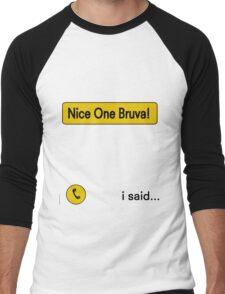 Nice One Brava - Human Traffic  Men's Baseball ¾ T-Shirt