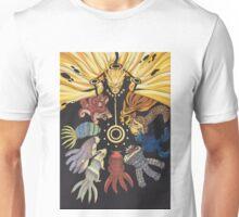 Naruto - Bijuu  Unisex T-Shirt
