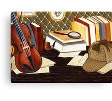 Holmes Canvas Print