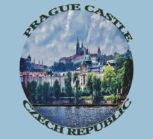 PRAGUE CASTLE TEE SHIRT   T-Shirt