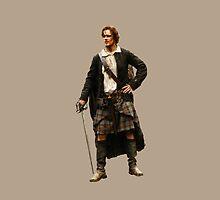 Outlander - Jamie Fraser by D. Abdel.