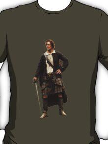 Outlander - Jamie Fraser T-Shirt