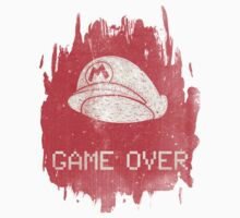 Game Over Mario by Gigabyte