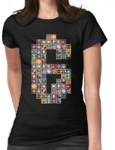 Rainbow 6: Operators Womens Fitted T-Shirt