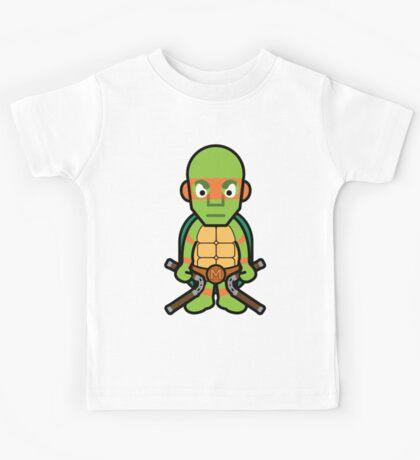 Michelangelo - Cloud Nine Kids Tee