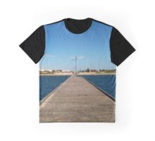 Penong Jetty Graphic T-Shirt