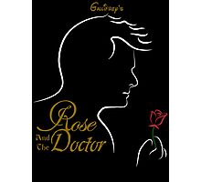 Rose and the Doctor Photographic Print