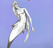 Gervais Mermaid by Ancell