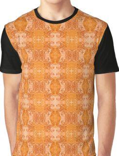 marron Graphic T-Shirt