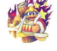 Smash Dedede by Jp-3