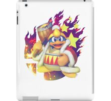Smash Dedede iPad Case/Skin