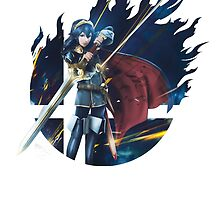 Smash Lucina by Jp-3
