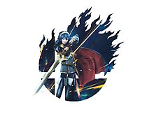 Smash Lucina Photographic Print