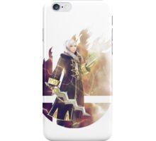 Smash Robin (Female) iPhone Case/Skin
