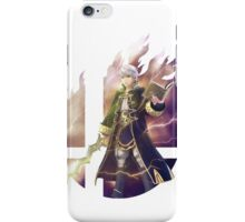 Smash Robin (Male) iPhone Case/Skin