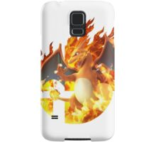 Smash Charizard Samsung Galaxy Case/Skin