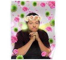 Flower Crown Misha  Poster