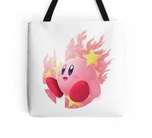 Smash Kirby Tote Bag