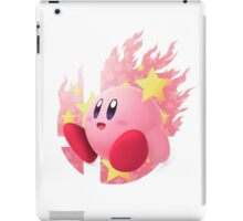 Smash Kirby iPad Case/Skin