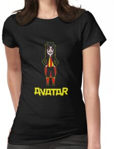 Avatar Womens Fitted T-Shirt