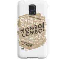 WOMBO COMBO!!! Samsung Galaxy Case/Skin