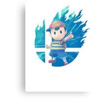 Smash Ness Canvas Print