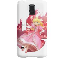 Smash Peach Samsung Galaxy Case/Skin