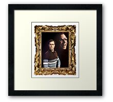 A Portrait of Swagger Framed Print