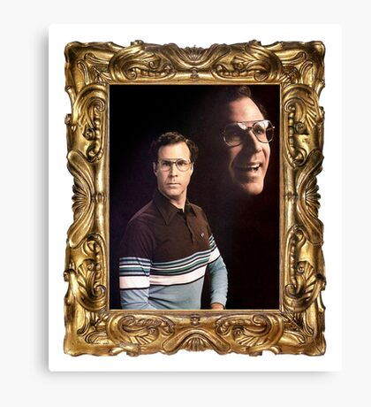 A Portrait of Swagger Canvas Print