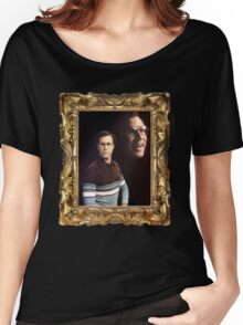 A Portrait of Swagger Women's Relaxed Fit T-Shirt