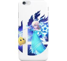 Smash Rosalina iPhone Case/Skin